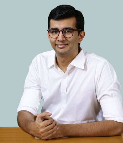 Pranay Desai